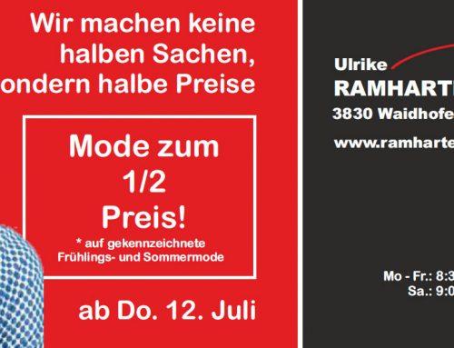 Heißer Sommer – coole Preise!