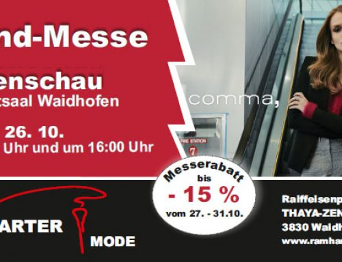 TREND-Messe Waidhofen