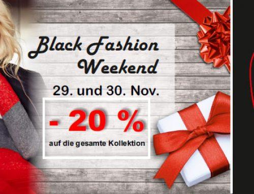 Black Fashion Weekend!