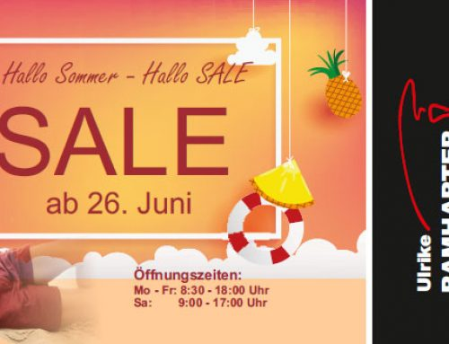 Sommer-Sale!