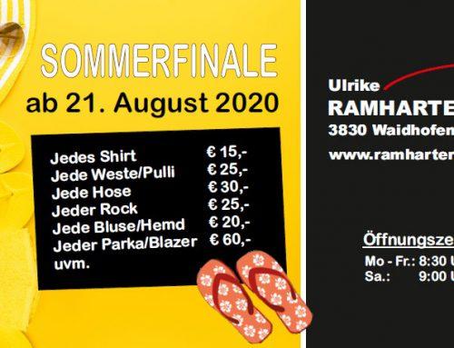 Sommerfinale 2020